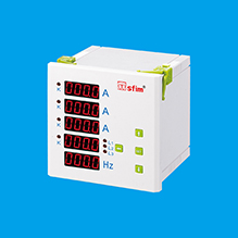 Three Phase Digital Combined Meter